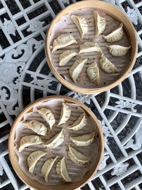 Traditional Chinese Dumplings